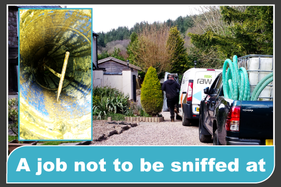 RSK Raw deal with a contaminated septic tank
